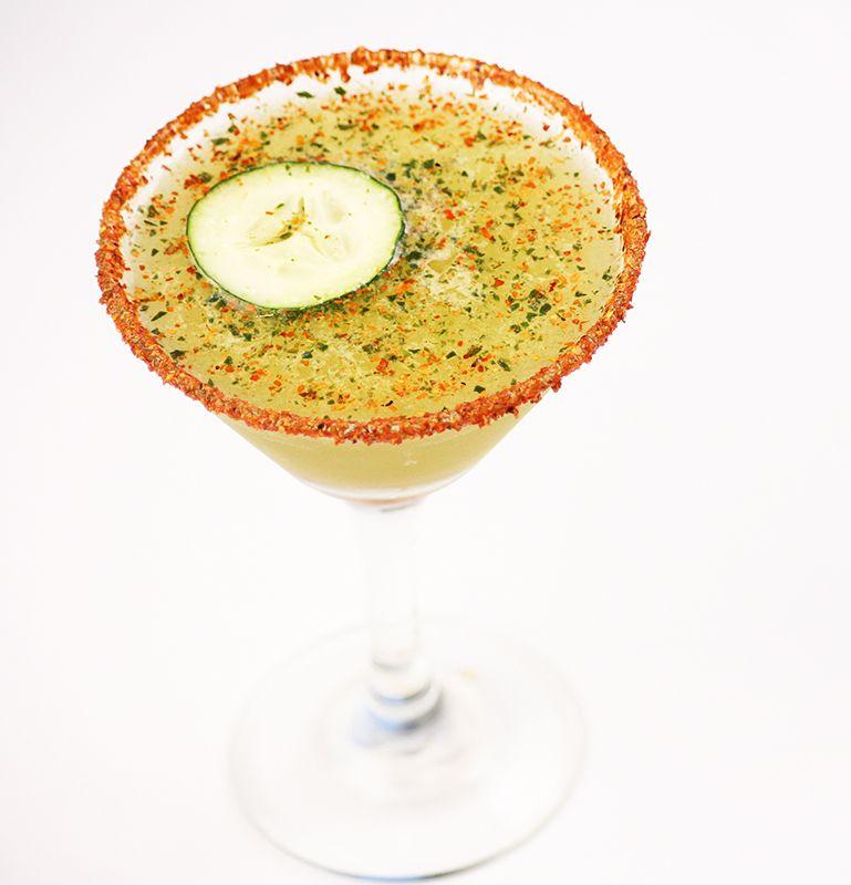 Cucumber Martini Recipe: The Martini Is Classic, But Is