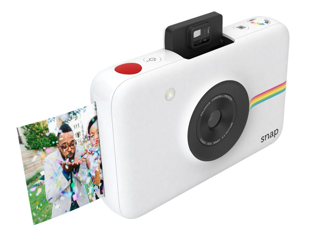 Polaroids Latest Instant Camera Doesnt Need Ink Polaroid - Wearable drone camera can take wrist snap epic selfies