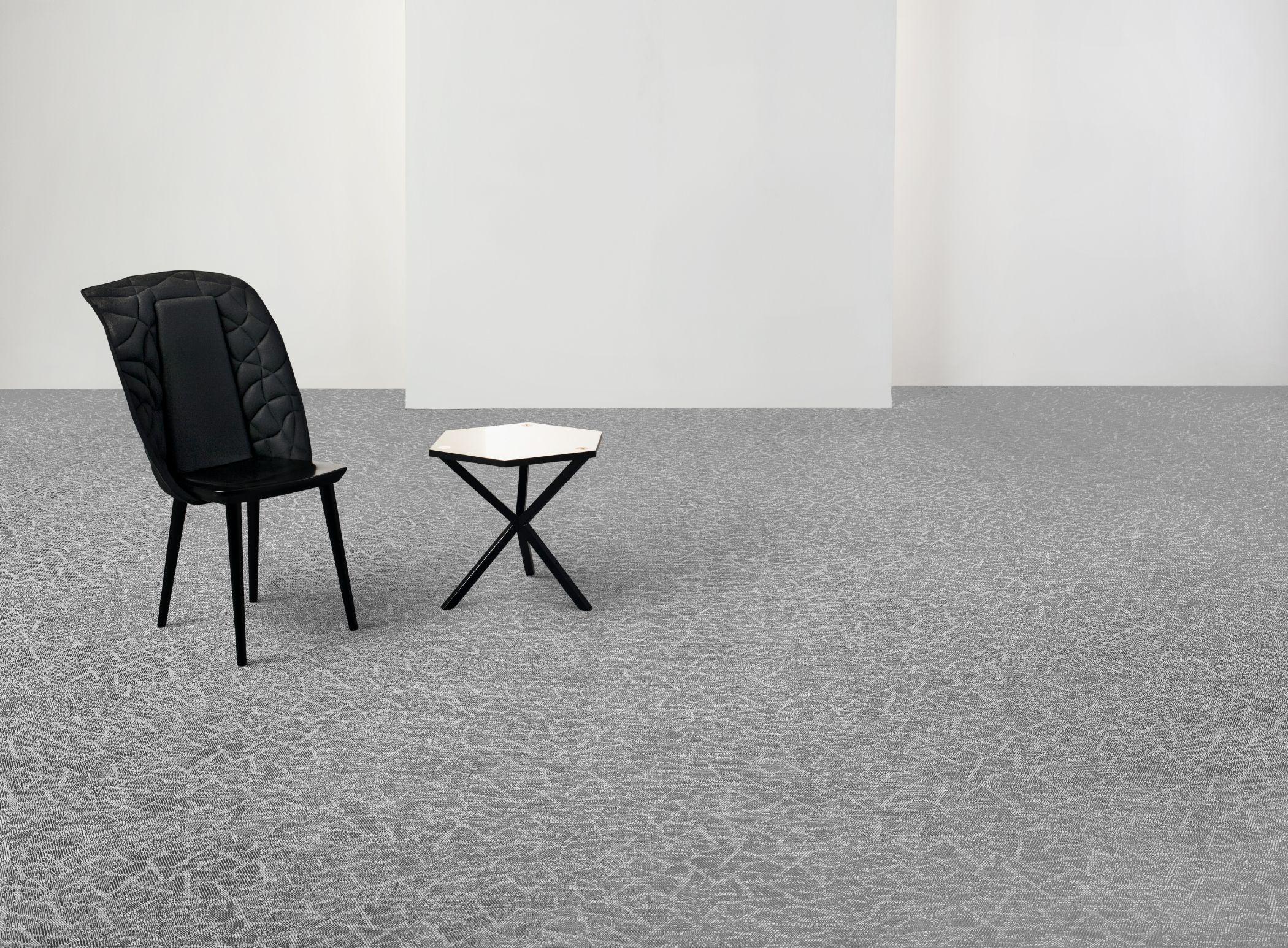 Flooring Bolon Graphic Texture Grey Boden