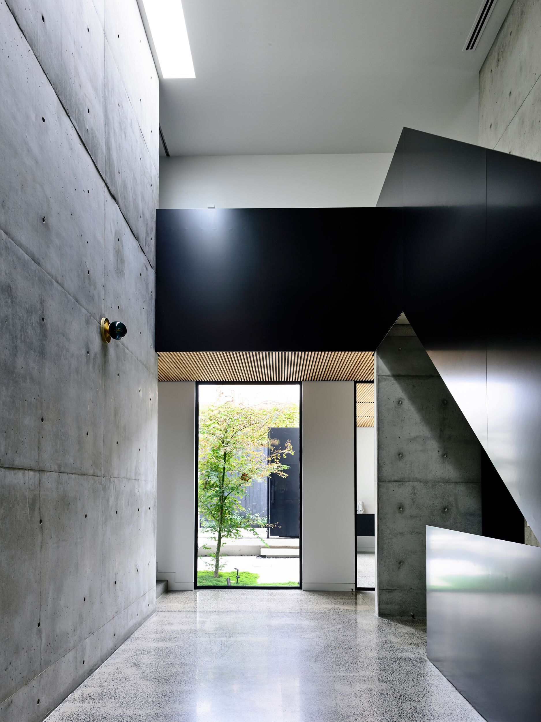 The Project Proved A Challenging Yet Rewarding Experience For The Architects Architect Interior House