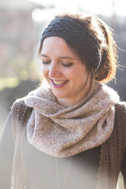 Loop Schal Aus Wollresten Stricken Drops Community Knitting