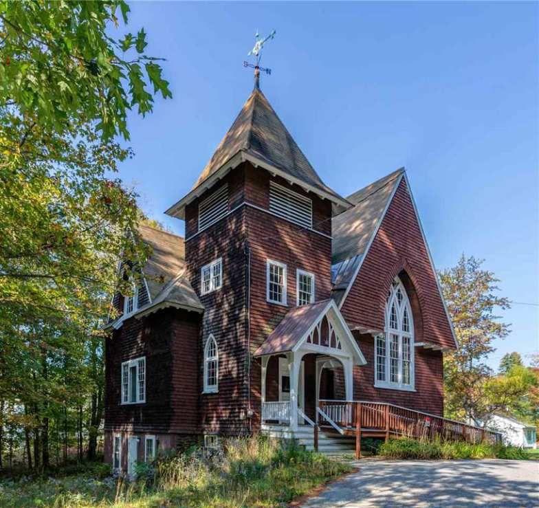 1900 Church   Sunapee, NH   $249,000   Old House Dreams