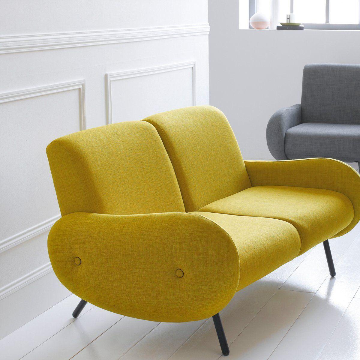 canap 2 places watford la redoute interieurs la redoute. Black Bedroom Furniture Sets. Home Design Ideas