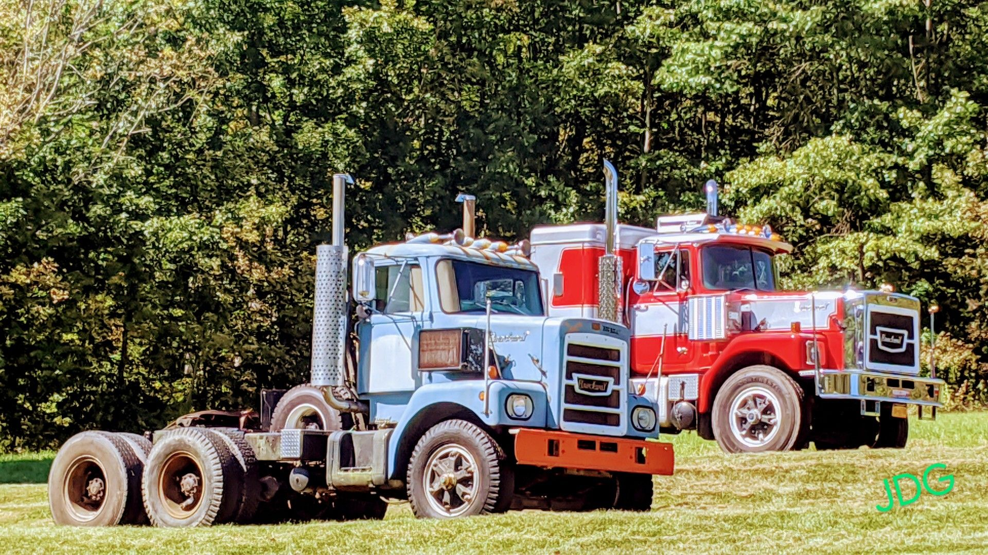 K359 And F761 Model Brockway Trucks Model Truck Kits Trucks Brockway