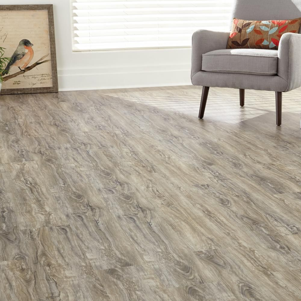7 5 in x 47 6 in worldly oak luxury vinyl plank flooring Home decorators collection flooring installation