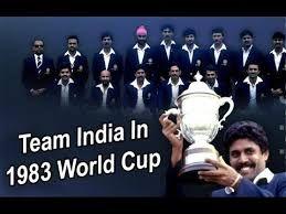 Kalakkal Merchi Semma Hot Machi World Cup Final 1983 Last Winning Moments Cricket World Cup World Cup World Cricket