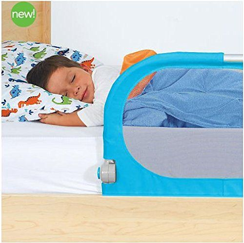 A Simple Safety Bed Rail By Munchkin Can Easily Attach To Your Toddlers