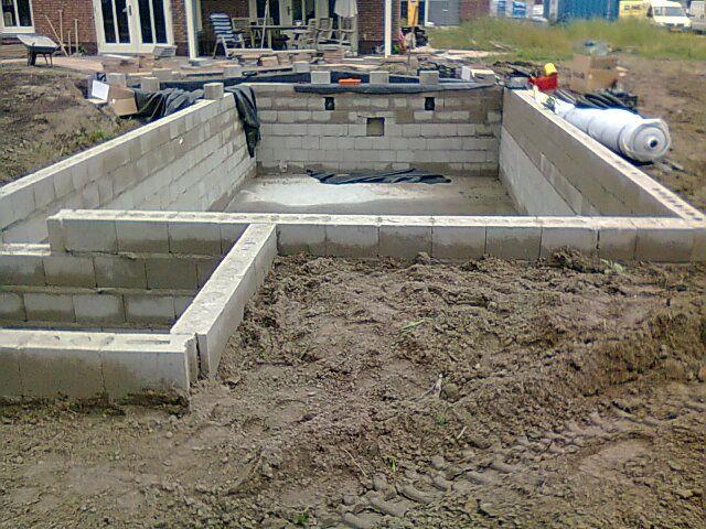 Billedresultat for annabelle hortensia vand i haven for Zwemvijver zelf bouwen