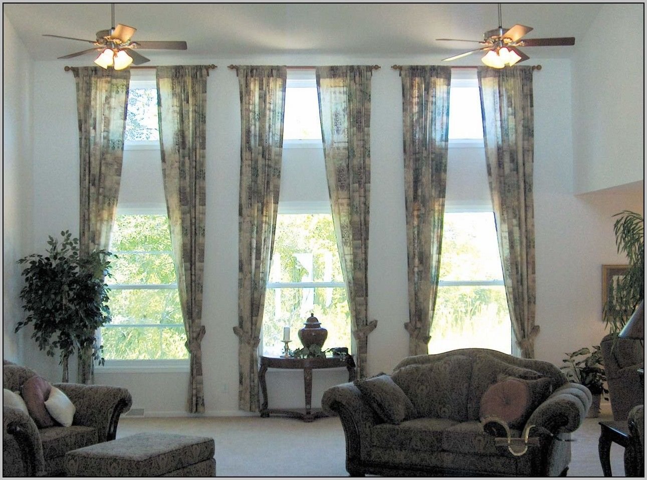 Living Room Curtain Designs Mesmerizing Living Room Curtainsreach The Highest Level Of Elegance  Living Review