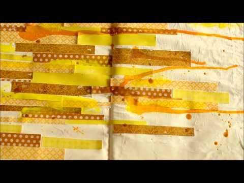yellow honey