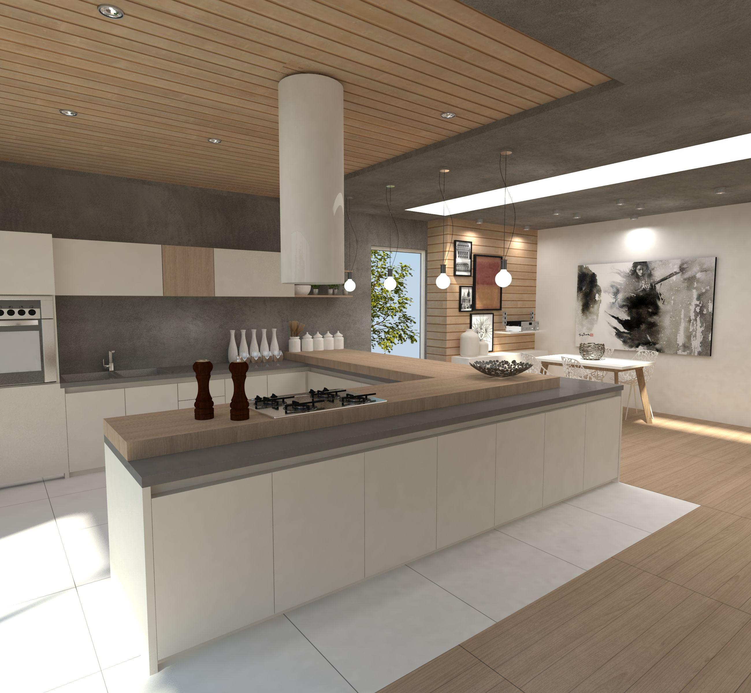 3d Max Kitchen Interior Design: 3D MAX, INTERIOR DESIGNER