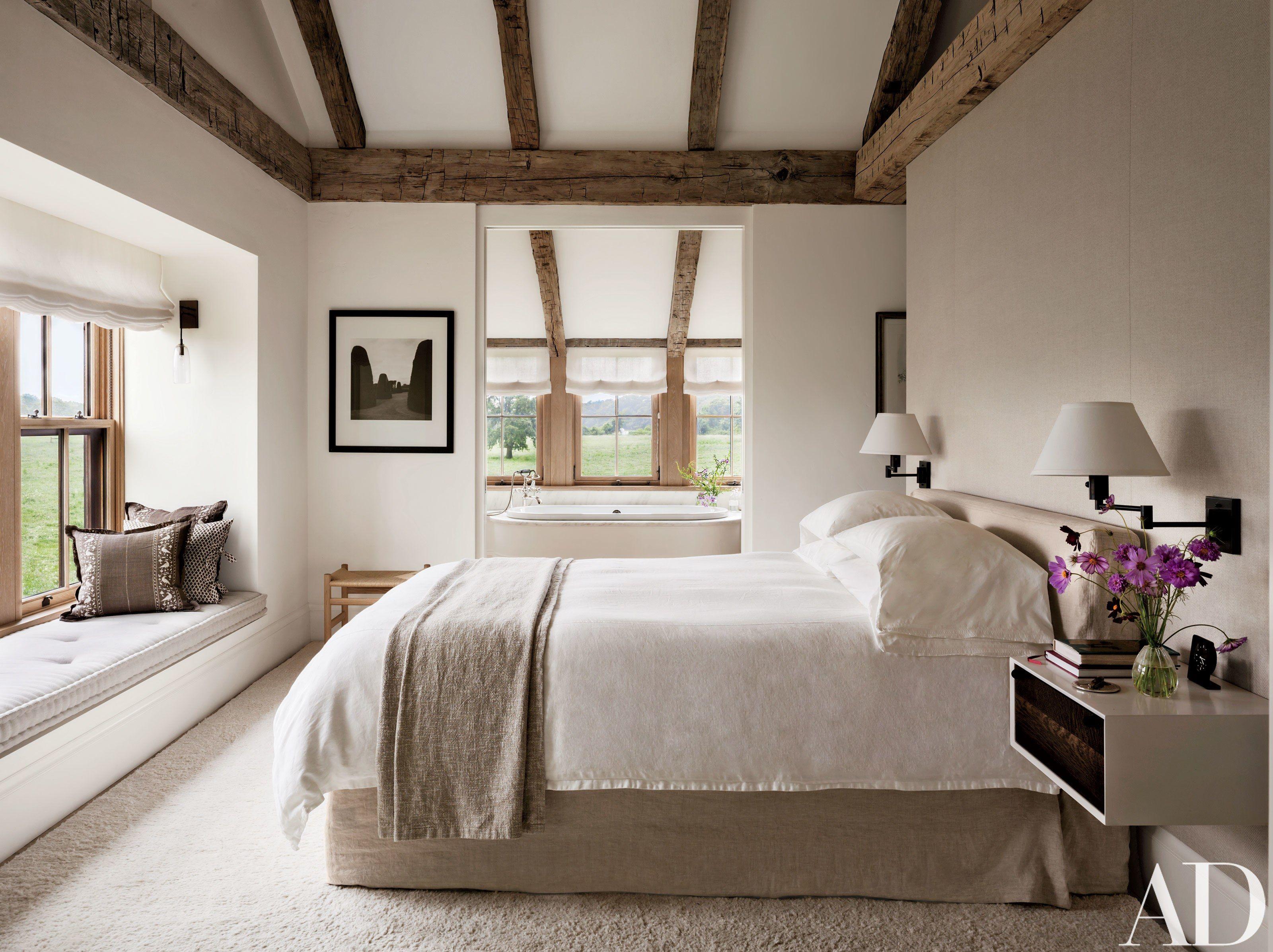 look inside this elegantly minimalist farm on martha's vineyard