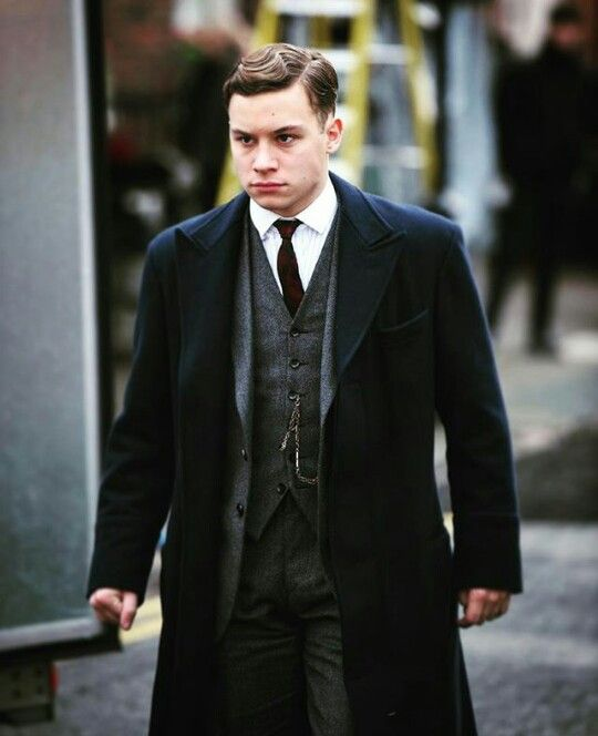 Peaky Blinders Michael Gray played by Finn Cole