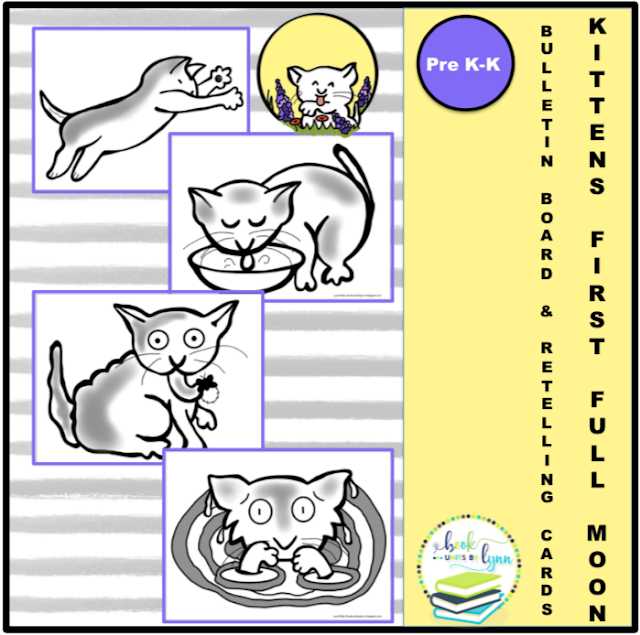 Pin By Jill On Space Theme Lesson Plans Kittens First Full Moon Moon Book Full Moon