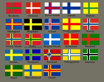 Nordic Cross Tumblr Flag Cross Flag Historical Flags