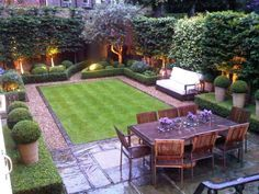 How To Design A Backyard small back garden landscape ideas post modern furniture intended for small backyard garden designs regarding dream Garden Design With Small Backyard Design On Pinterest Small Backyards Wood Fence With Garden And