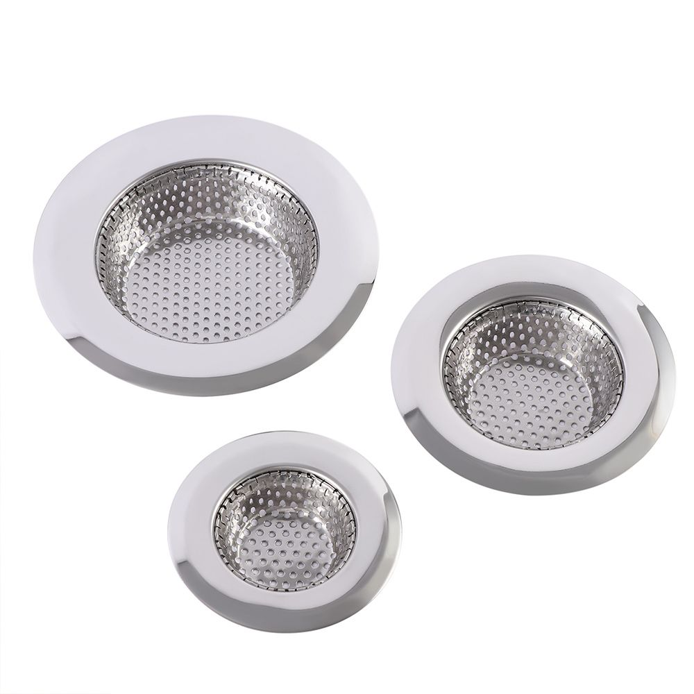 Us 11 15 Off Stainless Steel Kitchen Sink Strainer Stopper ...