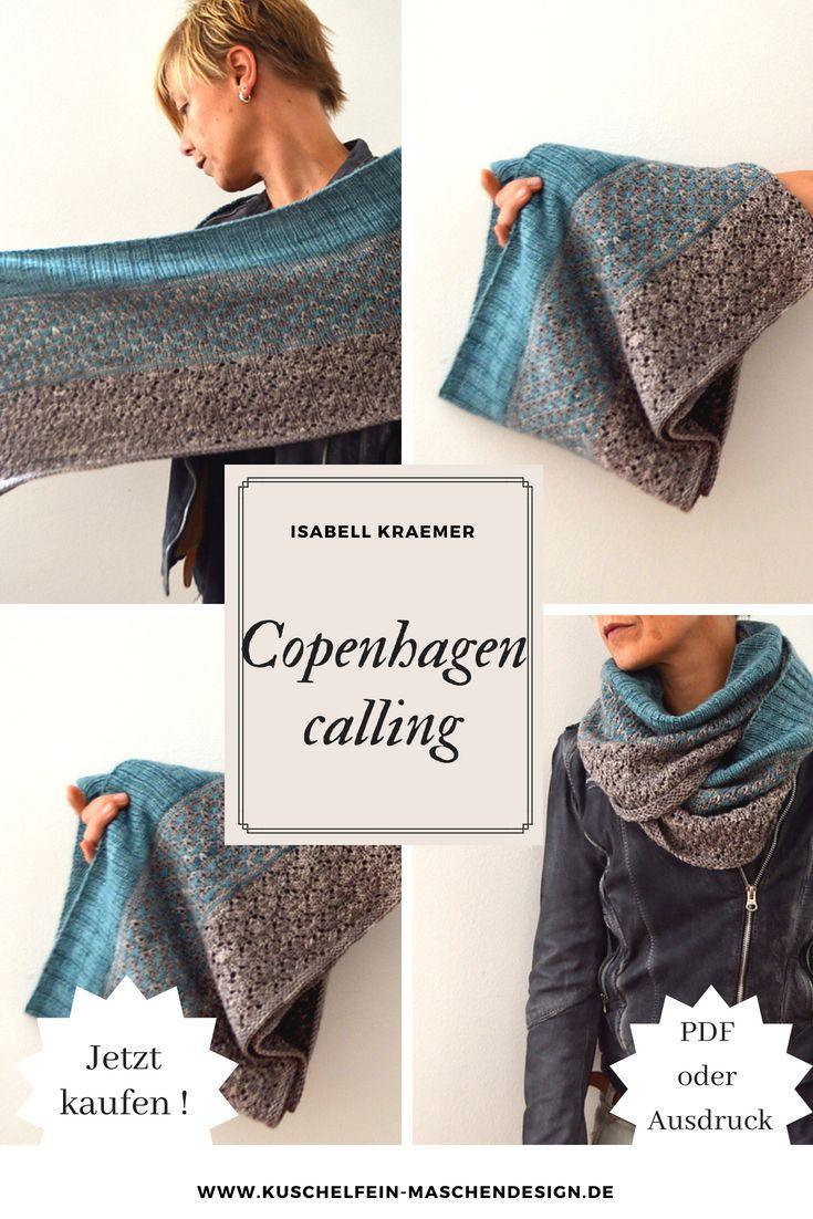 Photo of Strickanleitung Kopenhagen Anruf von Isabell Kraemer –