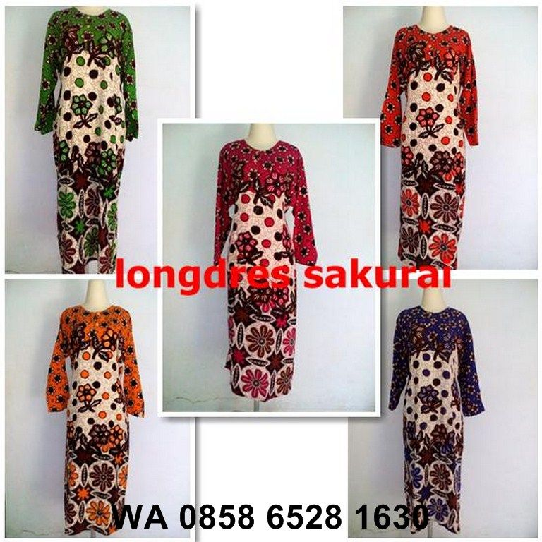 Baju Batik Tanah Abang Murah: Baju Tidur Wanita Batik, Baju Tidur Batik Indonesia, Baju