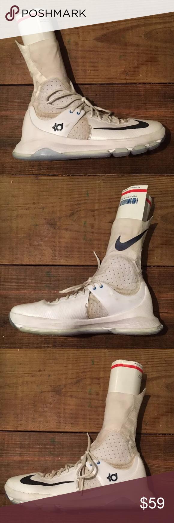 b68847185cc2 11.5 Nike KD 8 ELITE Kevin Durant Shoes 834185 144 Mens 11.5 Nike KD 8 ELITE