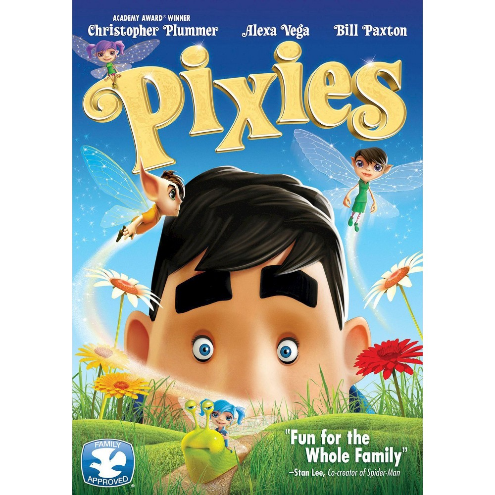 Pixies, Movies Products Pixies movie, Good animated