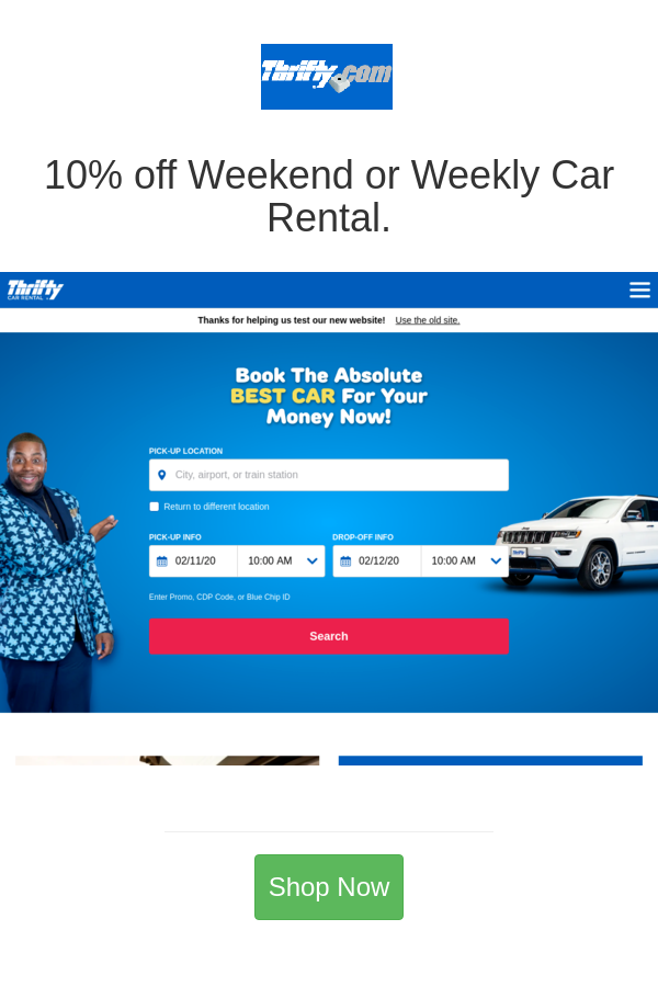Best Deals And Coupons For Thrifty Rent A Car Car Rental Deals Car Rental Rent A Car