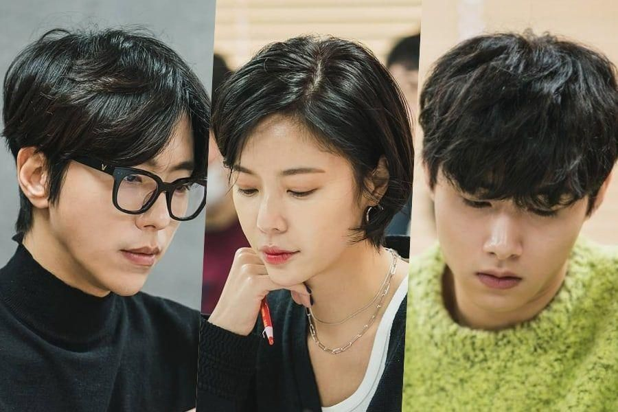 Yoon Hyun Min, Hwang Jung Eum, Seo Ji Hoon, And More Attend 1st Script Reading For Upcoming Rom-Com