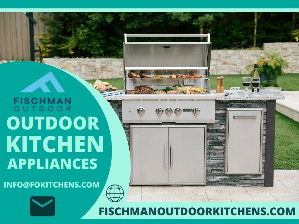 Want To Bring Back The Life To Your Kitchen Visit Fischman Outdoor Kitchens Our Team Of Professionals Will Strive In 2020 Outdoor Kitchen Tequesta Outdoor Appliances