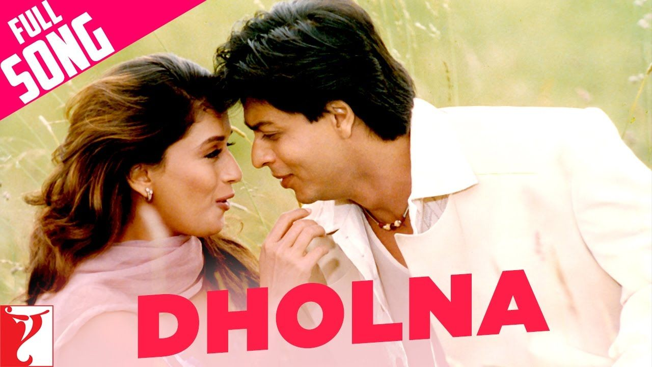 Dholna Full Song Dil To Pagal Hai Shah Rukh Khan