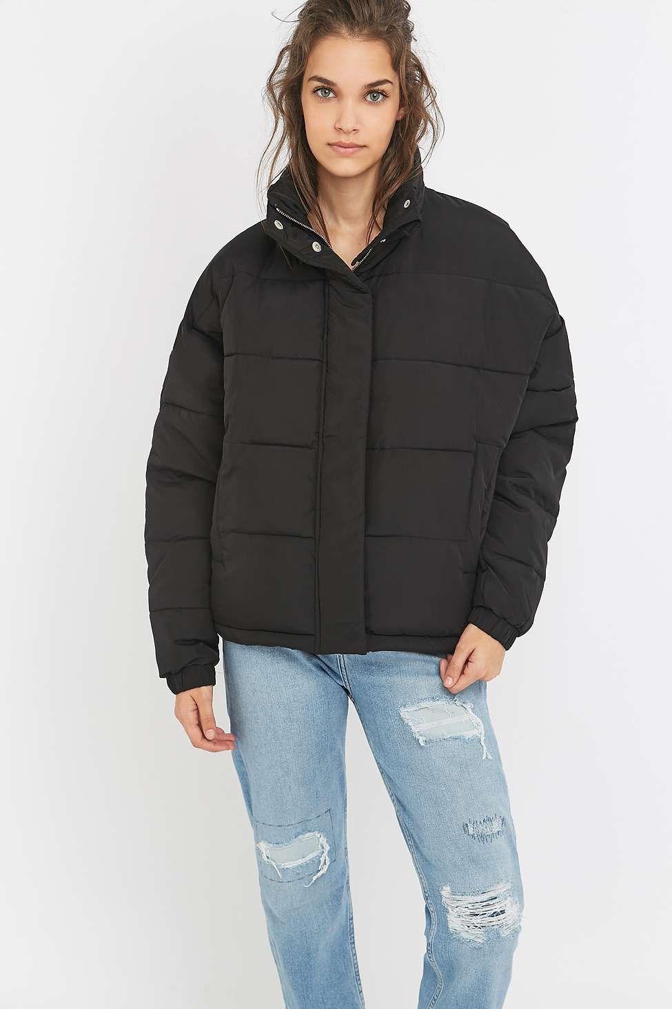 Light Before Dark Cropped Puffer Jacket   Puffer jackets ...