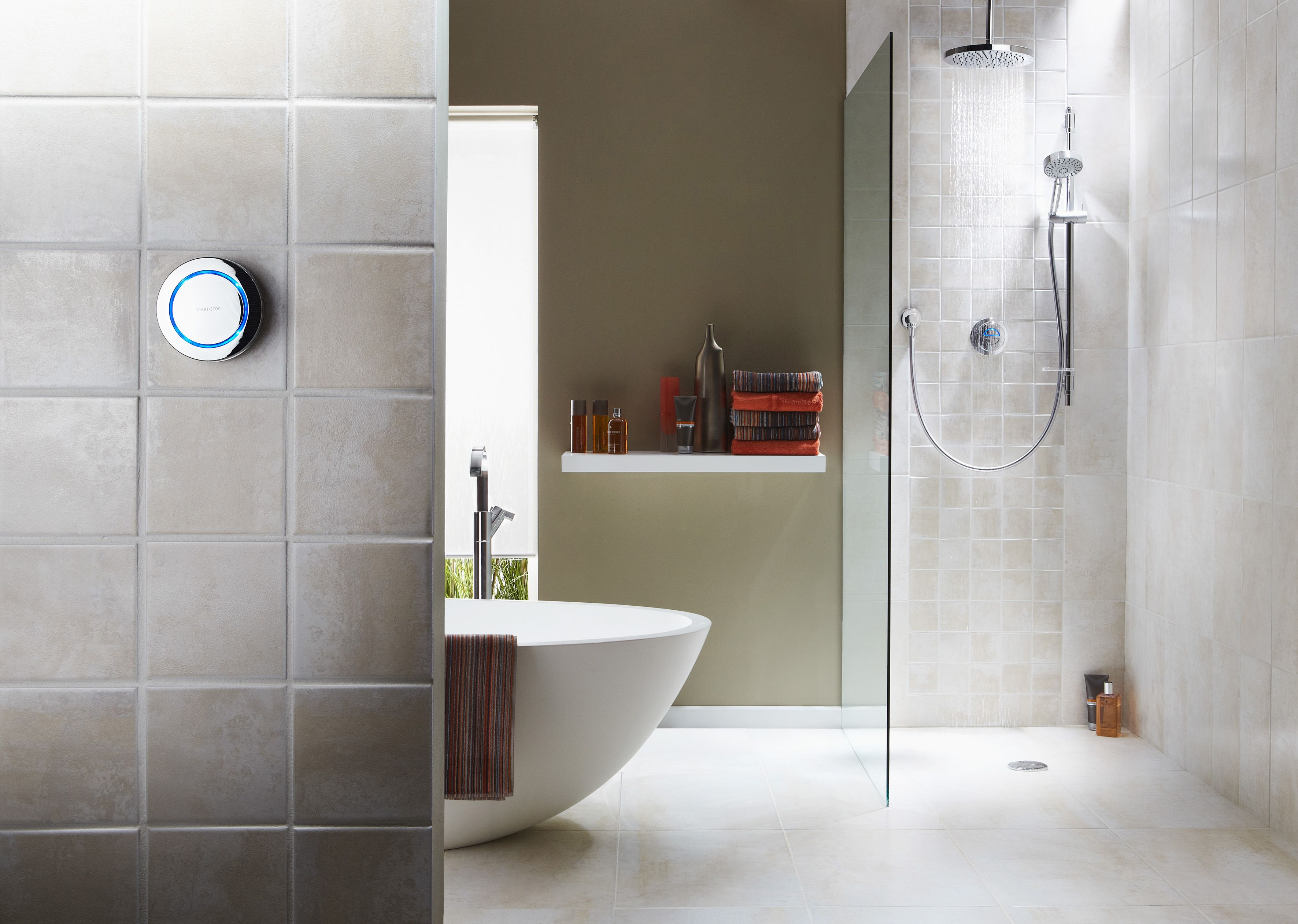 No need to get splashed waiting for your shower or bath - Which uses more water bath or shower ...