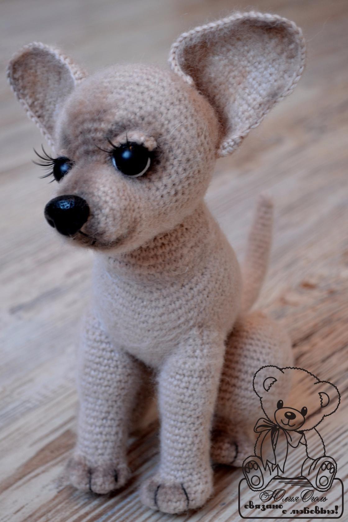 Фотография | Muñecos >n.n< | Pinterest | Hund häkeln, Häkeltiere und ...