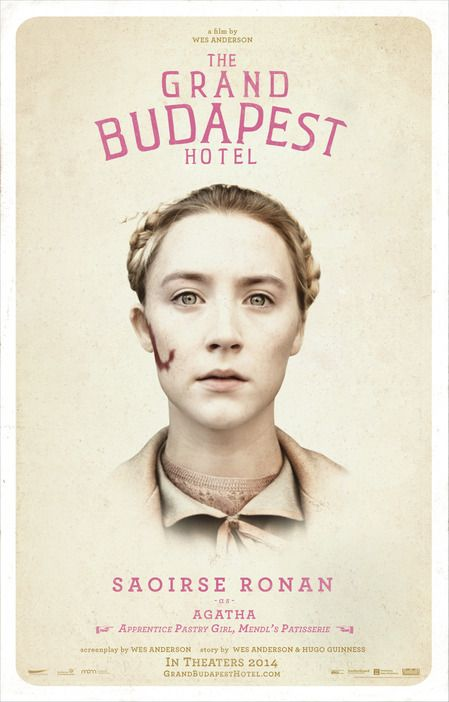 Character Playlists Posters The Grand Budapest Hotel Grand Budapest Hotel Budapest Hotel Grand Budapest
