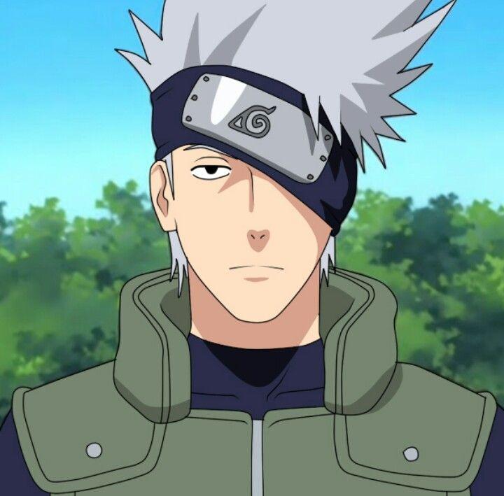 Kakashi Ohne Maske