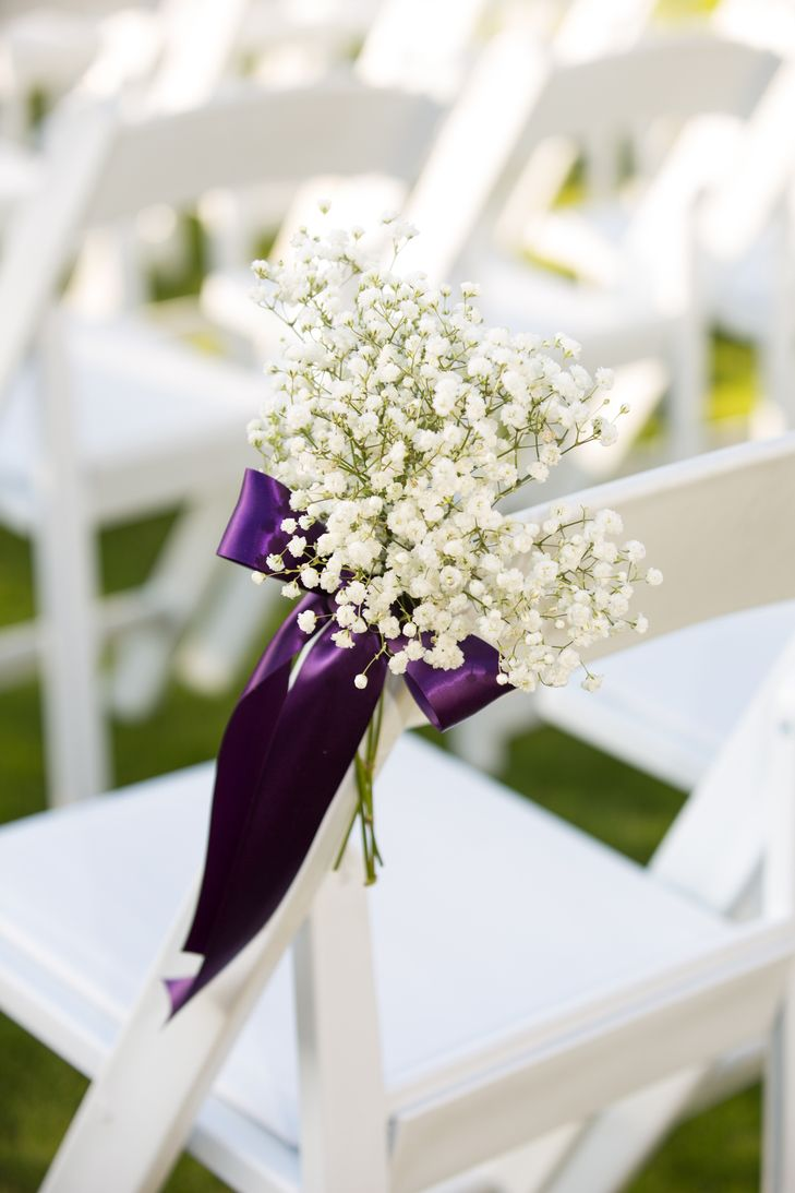 Pin by The Knot on Purple Wedding Ideas | Pinterest | Wedding ...