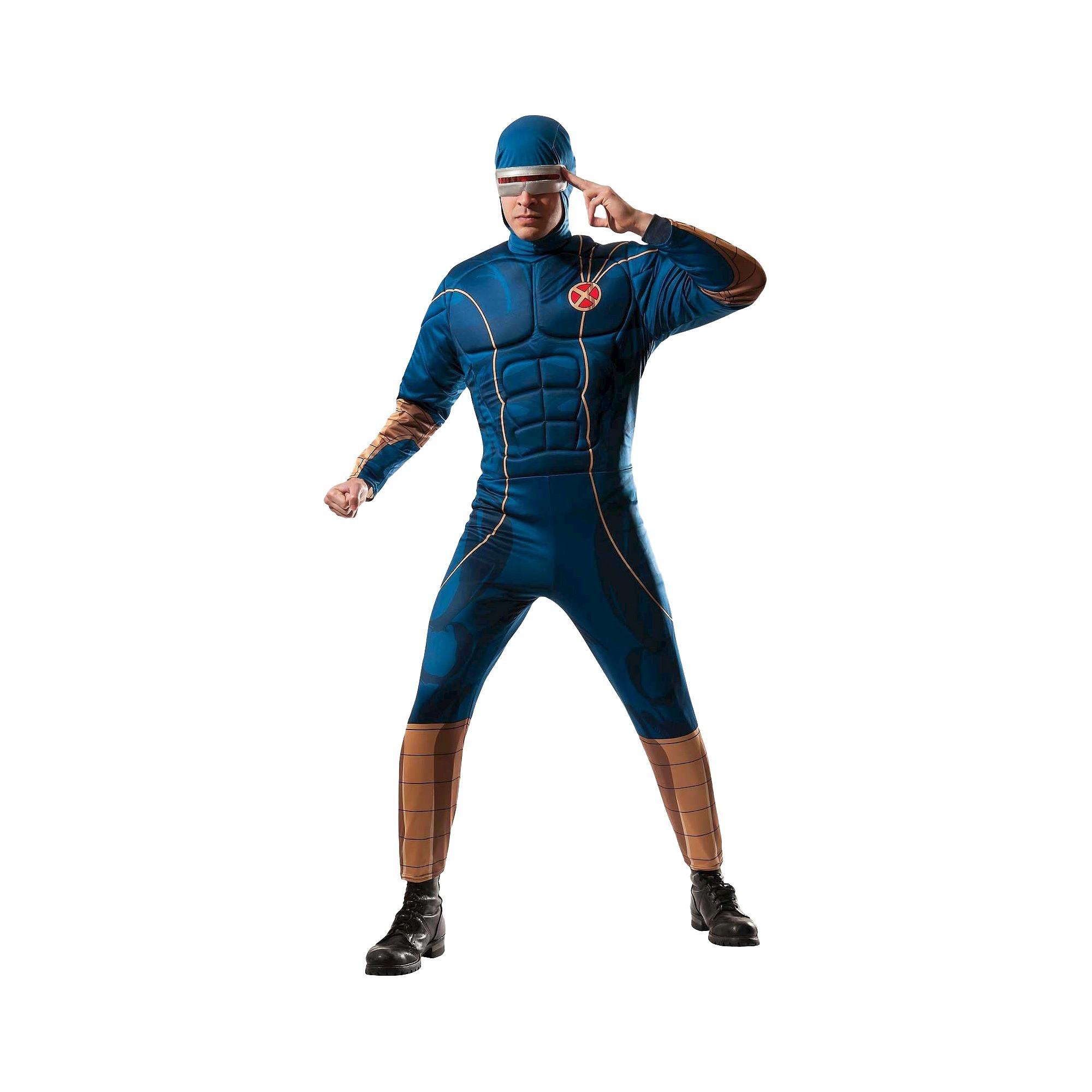halloween marvel men's x-men cyclops costume | cyclops and products