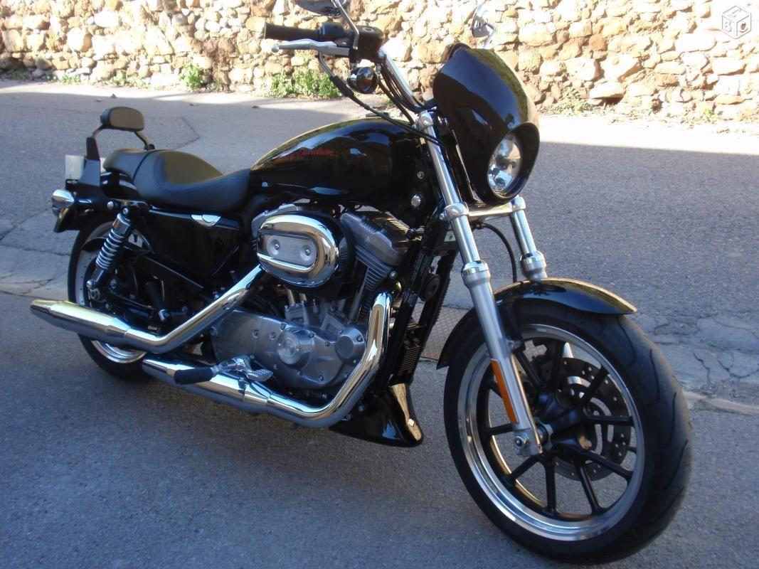 Harley davidson sportster 883 superlow 6300 KM