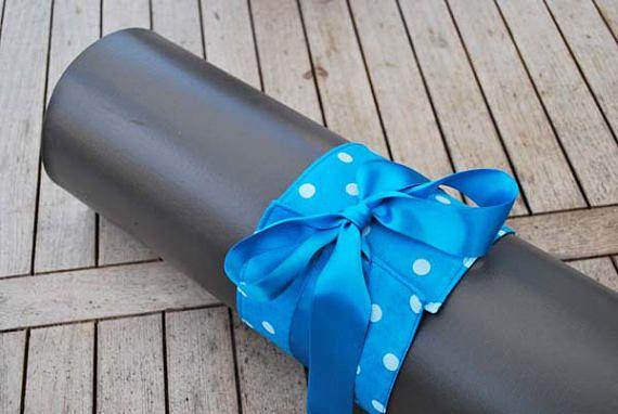 Yogastrik voor yogamat  Yogabow for yoga mat