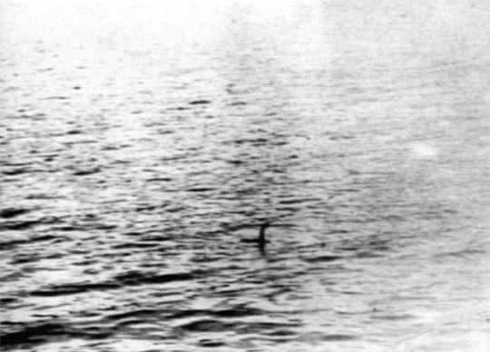 Uncropped original Loch Ness monster Surgeons photo April 19, 1934