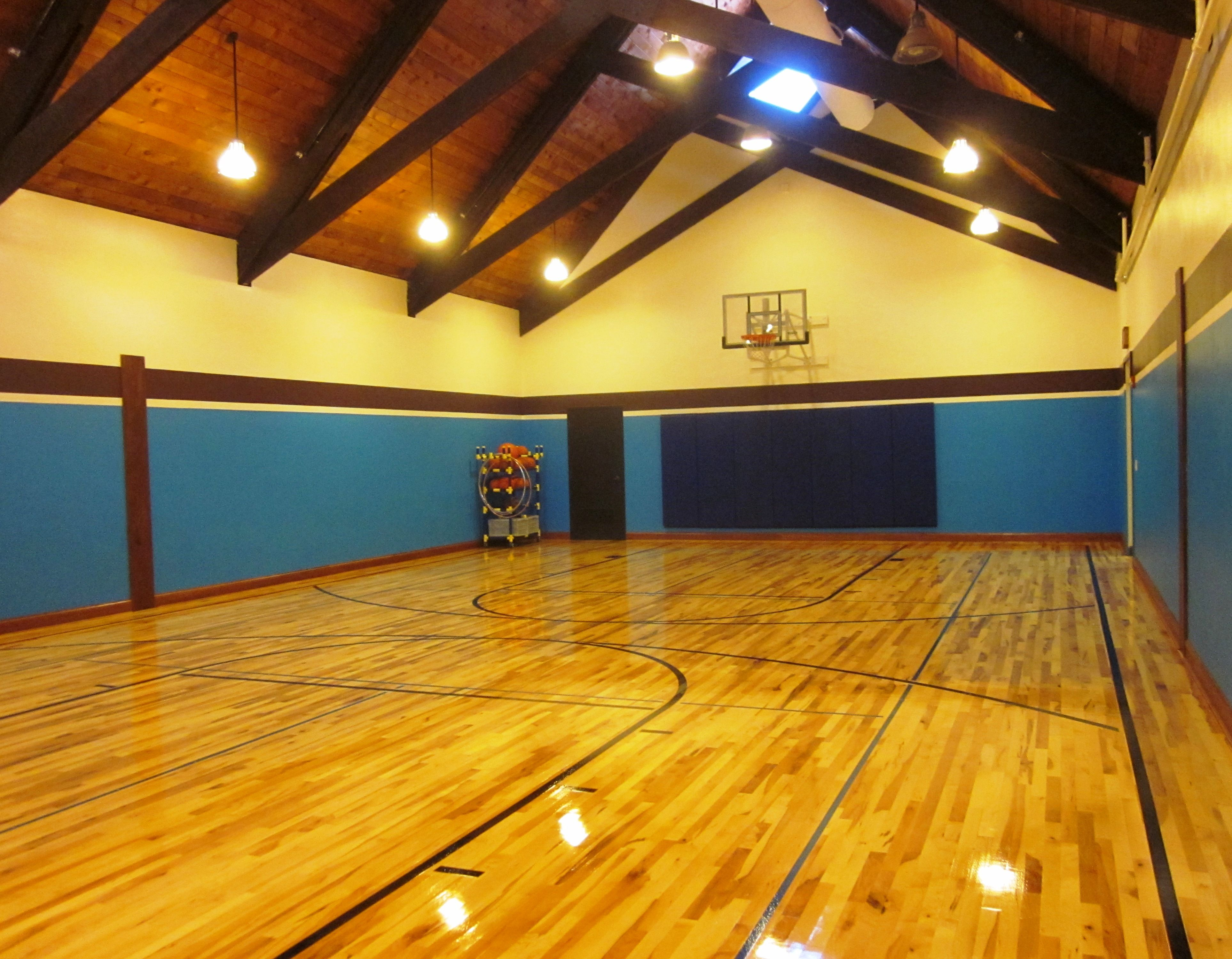 Killer Basketball Courts