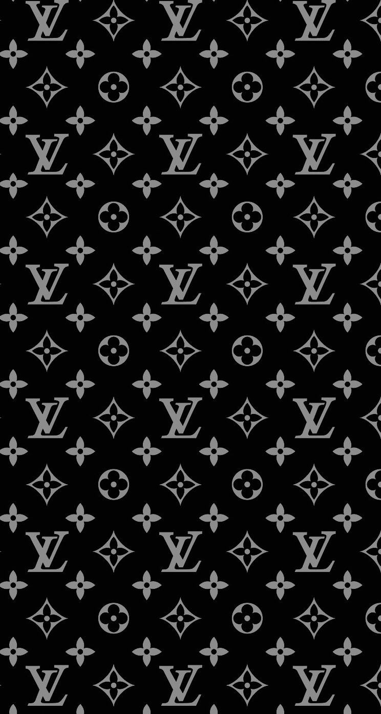 Louis Vuitton Iphone Wallpaper · {Pinterest} Myamiller98 Lock Screen Wallpaper, Mobile Wallpaper, Dope Wallpapers, Aesthetic Wallpapers