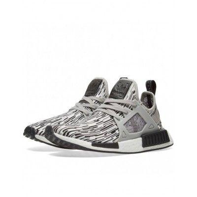 Adidas NMD XR1 Primeknit Oreo Grey  69be1e48bb8c