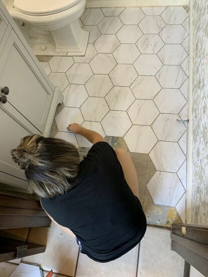 How To Install Luxury Vinyl Tile- A Great Affordable