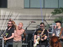 Live Band Wikipedia The Free Encyclopedia Live Band Band Alternative Rock