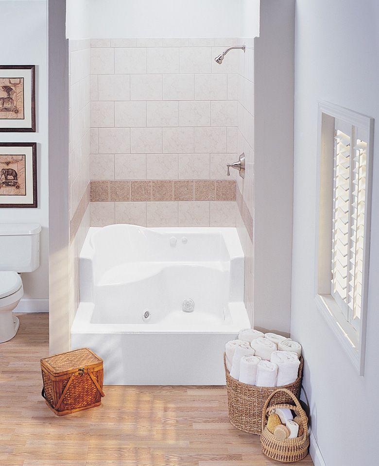 32x32 shower stall from acrylic | bathroom | Pinterest | Bathroom ...