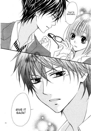 Kimi to Koi o Shitta.  Love it when guys wear glasses xD they always turn out looking so hawt without them