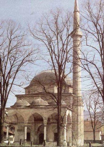 Aladža džamija | Around the worlds, Islamic architecture