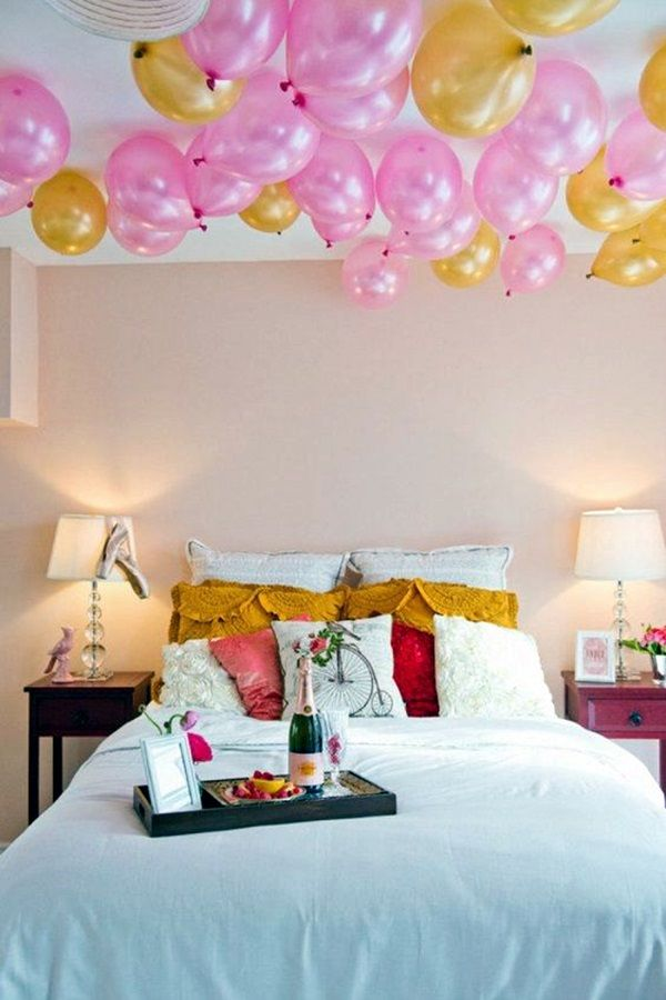 40 Wedding First Night Bed Decoration Ideas Arts Pinterest