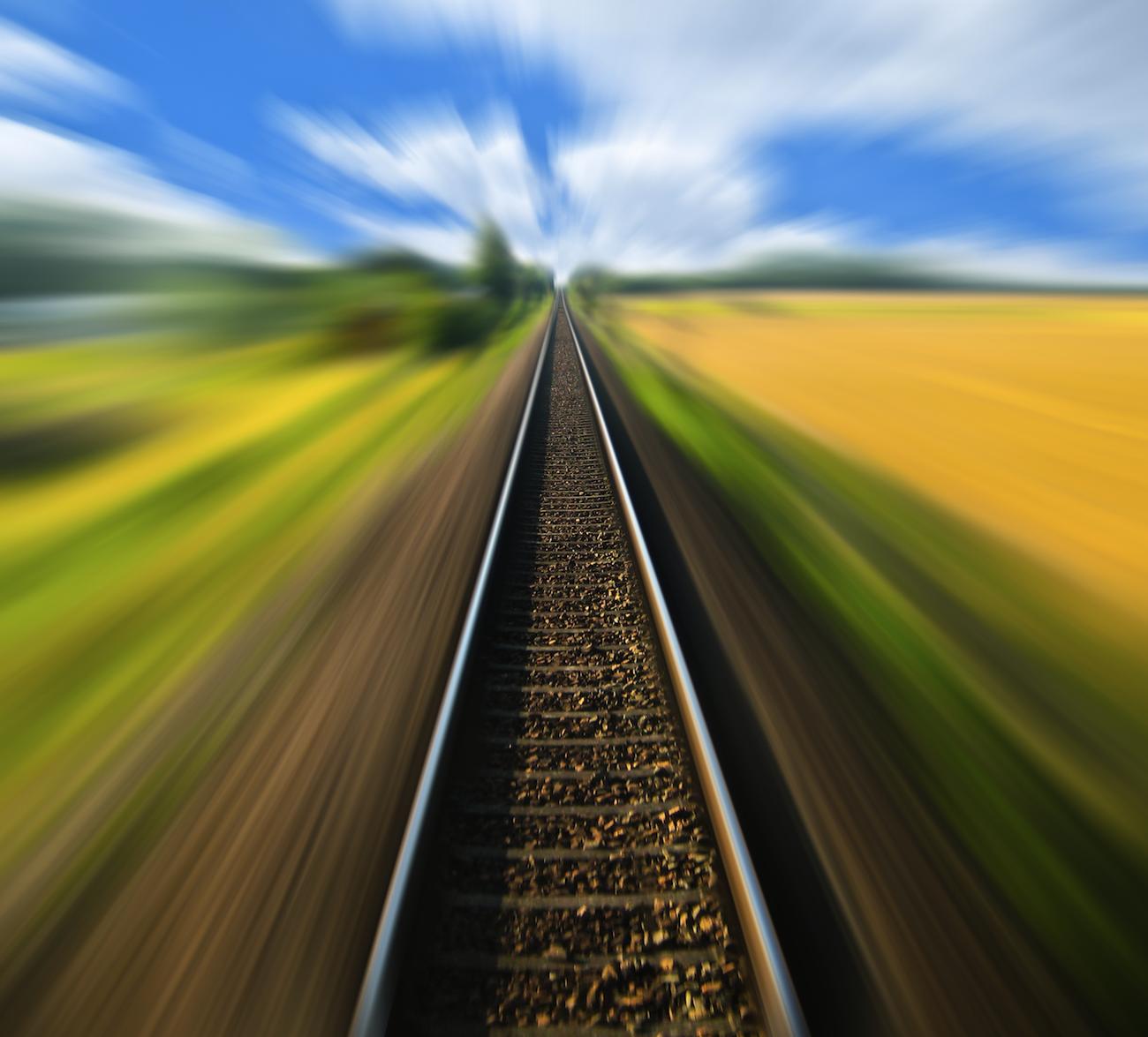 Shutterstock 110071649 Yellow Train Tracks Png 1300 1175