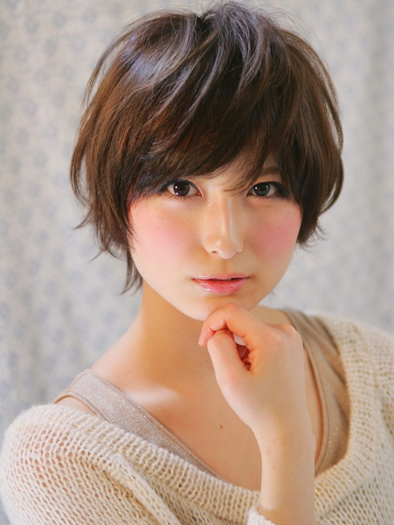 Cute pageboy if i ever cut my hair short againitus going to be